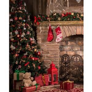 Christmas Room Backdrops