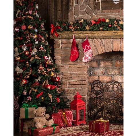 Backdrop Santa by Great Room Printed Backdrop Backdrop Express