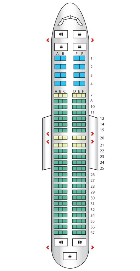 boeing 737 plan sieges boeing plan 737 800 seating chart car interior design