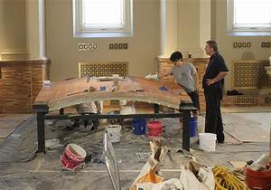 CEE students build model Guastavino vault for exhibit ...