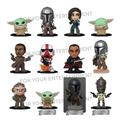 Funko Fair: New Star Wars Pops!, Pins, & Minis Coming Soon ...