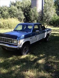86 Ford Ranger 4x4