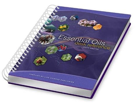 essential oils desk reference 6th edition used living essential oils accessories enjoy health