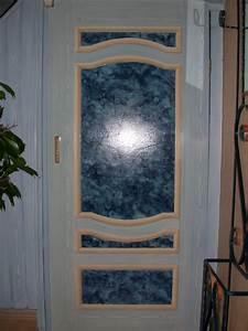 Fausse Porte De Placard : d coration d 39 une porte de placard d coration int rieur ~ Zukunftsfamilie.com Idées de Décoration