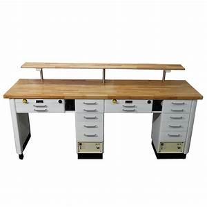 Nageldesign Tisch Mit Absaugung : freuding doppelarbeitsplatz 2 er tisch mit absaugung modell ~ Orissabook.com Haus und Dekorationen