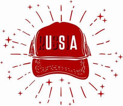 Vector Again America Clip Cap Russia Baseball