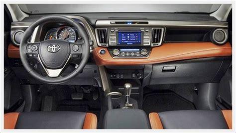 toyota rav interior dimensions toyota update review