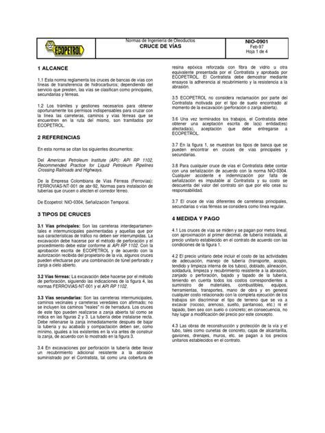 Norma API 1102