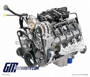 Gm 5 3l Liter V8 Vortec Lmf Engine Info  Power  Specs