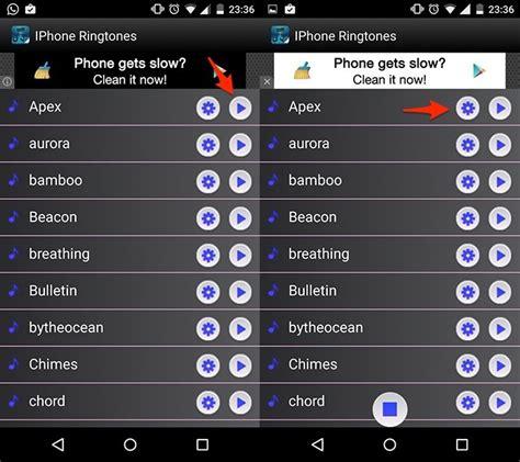 best iphone ringtones como transformar seu android em um iphone mude o visual