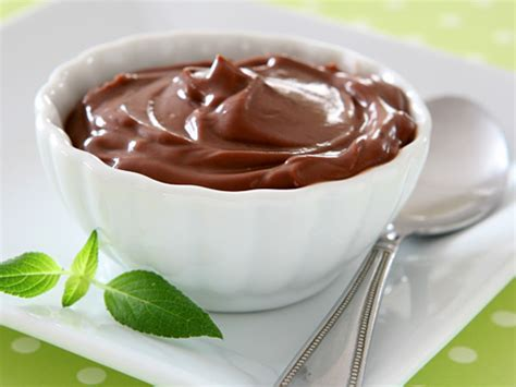 microwave chocolate pudding recipe easy to make chocolate dessert