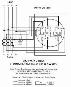 Form 9s Meter Wiring Diagram