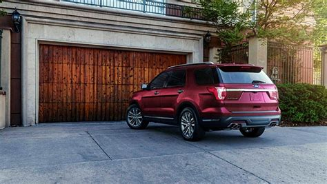 What's New With The 2018 Ford Explorer?