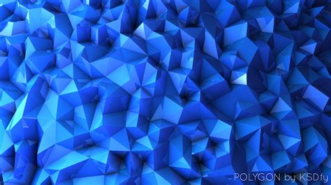 Polygon Wallpapers On Behance