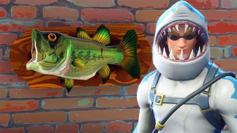 fish trophy locations fortnite week  challenge