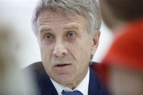 Siapakah Leonid Mikhelson