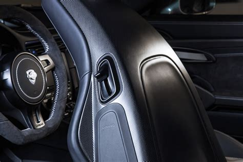 Techart Carbon Sport Package Dla Porsche 911 Gt3 Rs