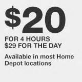 Carpet Steam Cleaner Home Depot Rental Images