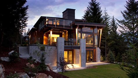 compass pointe house  whistler canada homedsgn