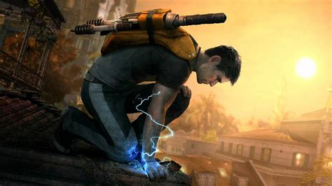 Infamous 2 The Blue Soundtrack Track 123 Cole