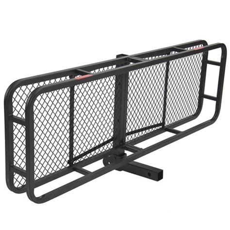folding luggage rack best choice products sky1658 60 quot folding cargo carrier