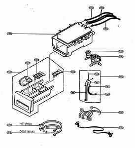 Lg Wm2277hw  00 Washer Parts