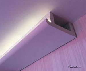 Lampen Für Indirekte Beleuchtung : 1 20 meter led lichtstrahl spots profil f r indirekte beleuchtung xps ol 18 wei ~ Markanthonyermac.com Haus und Dekorationen