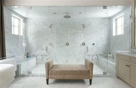 12 Awesome Marble In Shower Design Ideas by 63 Luxury Walk In Showers Design Ideas Decorate Me