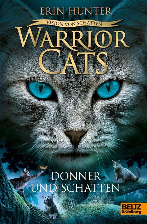staffel vi band  donner und schatten warrior cats