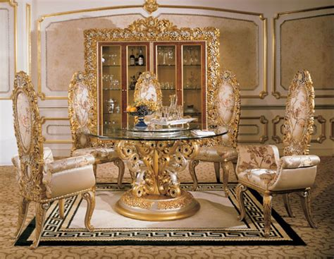 italian  dining room  classic style top