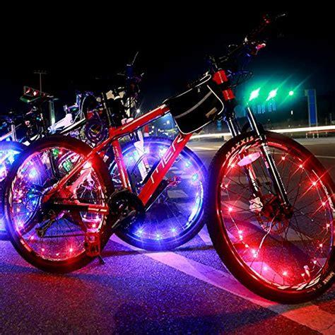 lights for bike tires bright led bike wheel light daway a01 waterproof bicycle