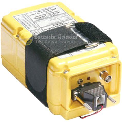 artex  ace  mhz emergency locator transmitter