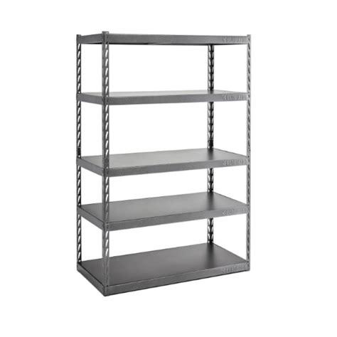 gladiator             shelf steel