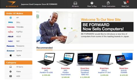 Now You Can Buy Laptops From Beforward Techzim