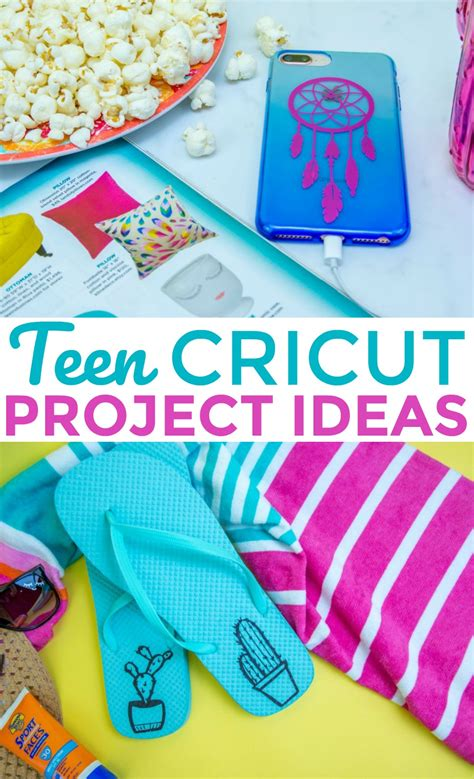 teen cricut project ideas   craft   day
