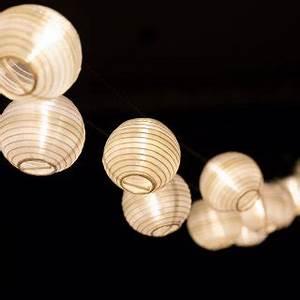 Solar Lichterkette Lampions : led lichterketten ~ Whattoseeinmadrid.com Haus und Dekorationen