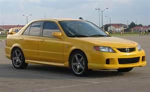 Grendel782002 2003 Mazda Protege Specs  Photos