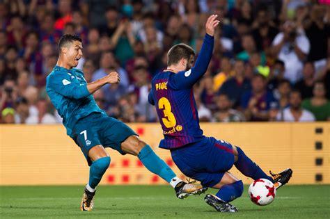 Real Madrid Fc Barcelona Live Ticker