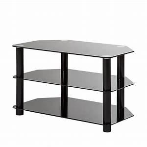 Tisch Glas Metall : tv rack schwarz glas metall tv mediam bel tisch unterschrank phono neu ebay ~ Markanthonyermac.com Haus und Dekorationen
