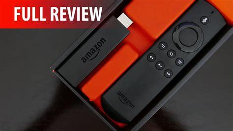 amazon fire tv stick  voice remote  full