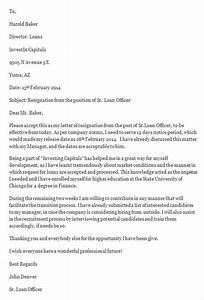 Free 14  Job Resignation Letter Templates In Pdf