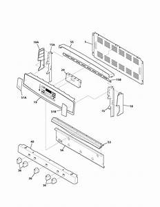 Kenmore 79079913301 Range Parts