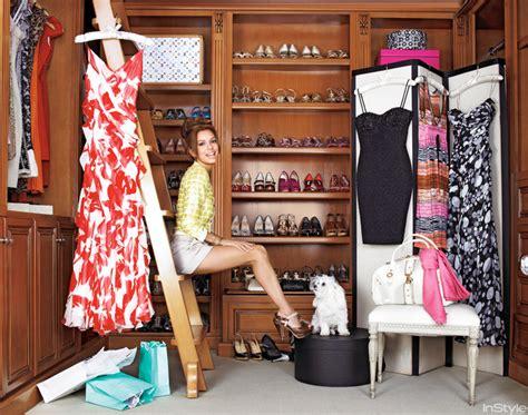 Longoria Closet by Go Inside Longoria S Closet Instyle