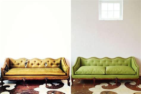Get Sofa Reupholstered by Green Sofa Reupholstered Home Sofa
