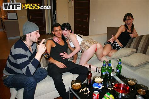 college dessous party sex