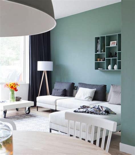 Grosartig Farbe Wohnzimmer Trendige Farben F 252 R Die Wohnzimmerw 228 Nde 25 Ideen