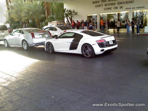 Audi Las Vegas by Audi R8 Spotted In Las Vegas Nevada On 03 21 2011