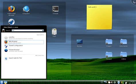 ubuntu bureau installer kde avec gnome dans ubuntu lehollandaisvolant