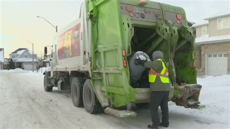 garbage collection kitchener relief for elmira 39 s garbage collection woes ctv