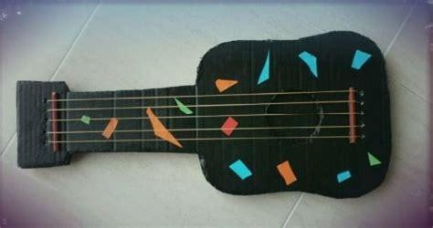como se hace un xilofono como material reciclaje instrumentos musicales manualidades